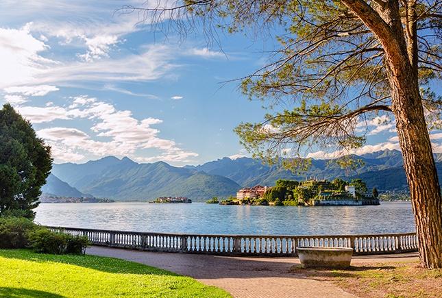 La Lombardie Lac